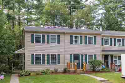 Chittenden County Condo/Townhouse For Sale: 2 Greenfield Road Extension #G2