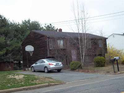 Manchester Single Family Home For Sale: 195 Brent Street
