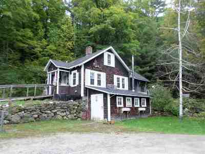 Single Family Home For Sale: 626 Nh Route 175