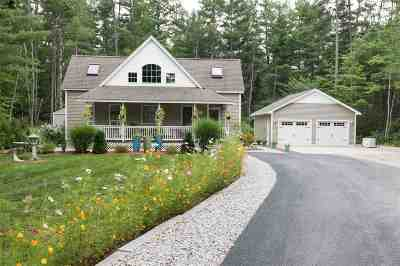 Carroll County Single Family Home For Sale: 65 Brookstone Lane #Home Lot