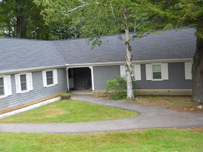Belknap County Condo/Townhouse For Sale: 60 Orchard Hill Road #Unit #2