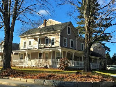 Merrimack County Rental For Rent: 108 Pine Street