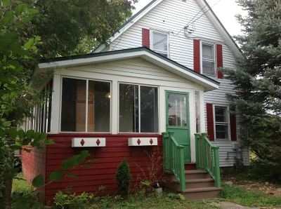 St. Albans Town Single Family Home For Sale: 35 Pearl Avenue