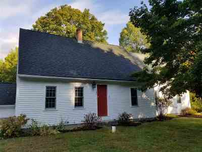 Bridgewater Single Family Home For Sale: 165 Dick Brown Road