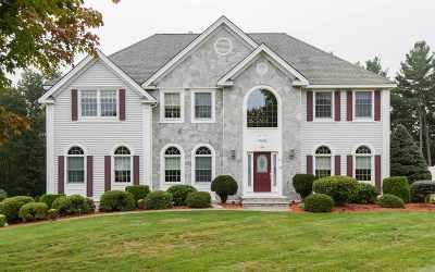 Salem Single Family Home For Sale: 21 Ticklefancy Lane