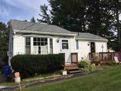 Londonderry Single Family Home For Sale: 406 Mammoth Road