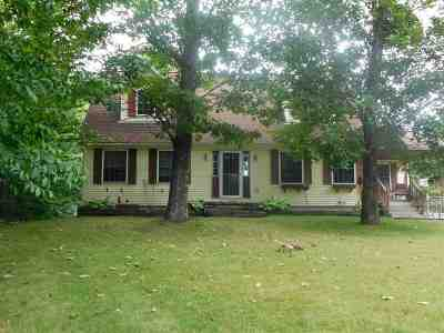 Strafford County Single Family Home For Sale: 144 Partridge Drive