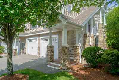 Hooksett Condo/Townhouse For Sale: 10 Manor Drive #A