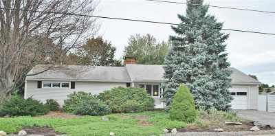 Nashua NH Single Family Home For Sale: $314,000