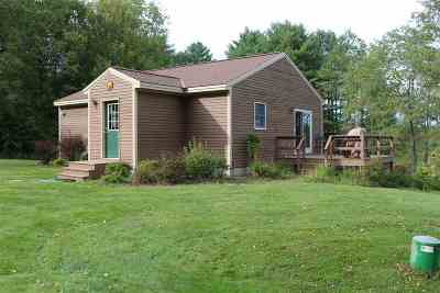 Single Family Home Active Under Contract: 1776 Stowell Road