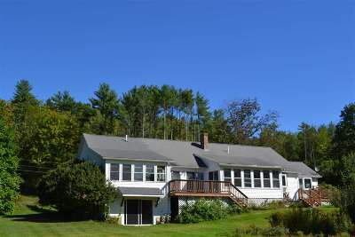 Barnstead Single Family Home For Sale: 122 Parade Road