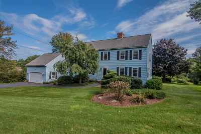 Salem Single Family Home For Sale: 64 Zion Hill Road