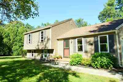 Hopkinton Single Family Home For Sale: 277 Pinewood Drive