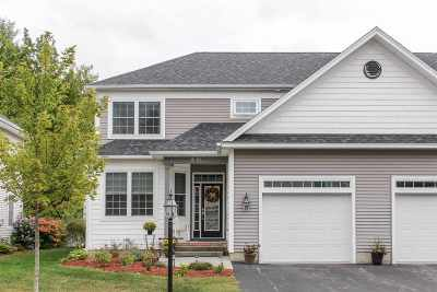 Milton Condo/Townhouse For Sale: 16 Clifford Drive #101