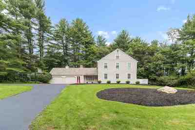 Amherst Single Family Home Active Under Contract: 16 Candlewood Drive
