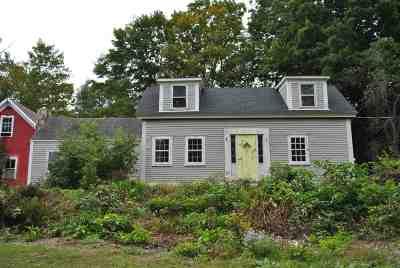 South Berwick Single Family Home For Sale: 61 Brattle Street