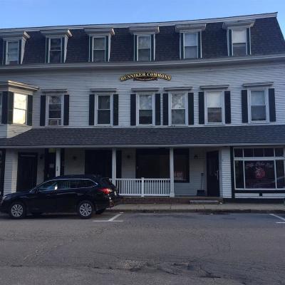 Henniker Commercial Lease For Lease: 58 Main Street Street