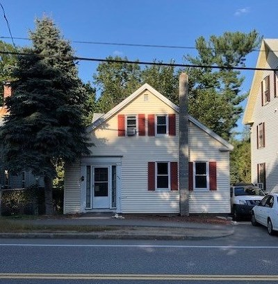 Concord Single Family Home For Sale: 434 North State Street