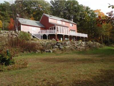 Moultonborough Rental For Rent: 575 Red Hill Road