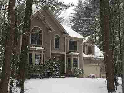 Chittenden County Single Family Home For Sale: 75 Kylie's Way
