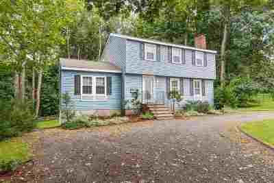 Salem Single Family Home For Sale: 3 Trina Road