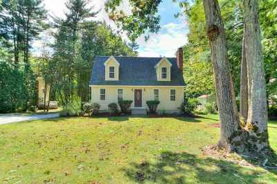 Londonderry Single Family Home Active Under Contract: 60 Shasta Drive