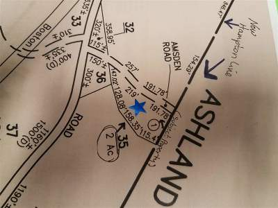 New Hampton Residential Lots & Land For Sale: 18-35 Winona/Amsden Road Road