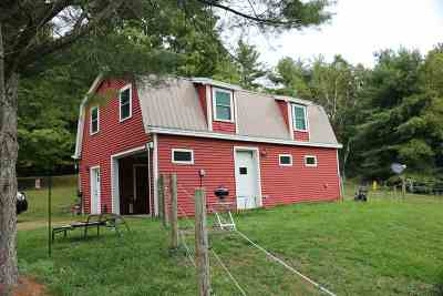 Addison County Single Family Home Active Under Contract: 2802 Rotax Road