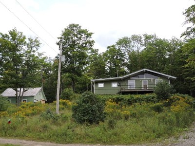 Lowell Single Family Home Active Under Contract: 2144 Irish Hill Road