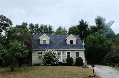 Concord Single Family Home For Sale: 81 NE Village Road