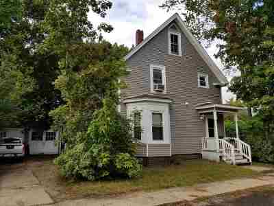 Strafford County Single Family Home For Sale: 16 Pleasant Street