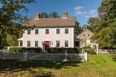 Durham Single Family Home For Sale: 64 Bennett Road