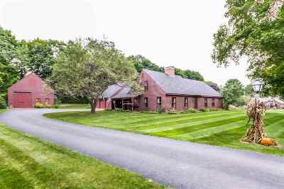 Laconia Single Family Home Active Under Contract: 83 Round Bay Road