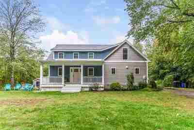 Concord Single Family Home For Sale: 90 West Parish Road