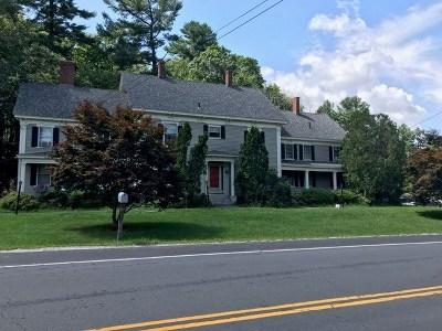 Pelham Multi Family Home For Sale: 35 Mammoth Road