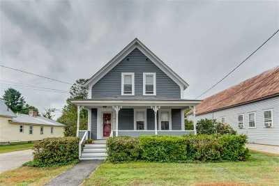 Conway Single Family Home Active Under Contract: 62 Pleasant Street