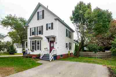 Strafford County Single Family Home For Sale: 66 South Street