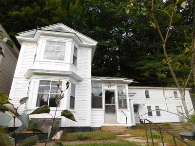 Franklin Single Family Home Active Under Contract: 44 Central Street