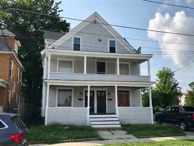 Strafford County Multi Family Home For Sale: 3-5 Academy Street