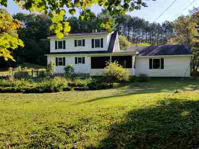 Lyndon Single Family Home For Sale: 383 Horseshoe Lane
