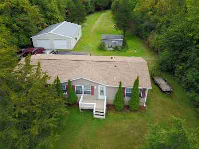 Grand Isle County Single Family Home For Sale: 67 Moccasin Avenue