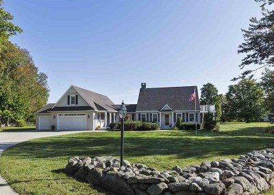 Merrimack County Single Family Home For Sale: 87 County Road