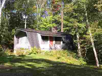 Holderness Single Family Home Active Under Contract: 541 Us Route 3