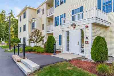 Londonderry Condo/Townhouse Active Under Contract: 14 Crestview Circle #152
