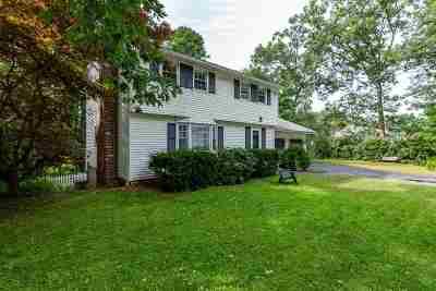 Nashua Single Family Home For Sale: 11 Warton Road