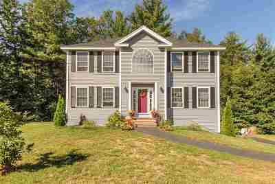 Kingston Single Family Home For Sale: 12 Cottonwood Circle