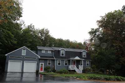Weare Single Family Home For Sale: 891 River Road