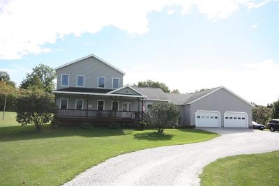 Swanton Single Family Home For Sale: 21 Kellogg Road