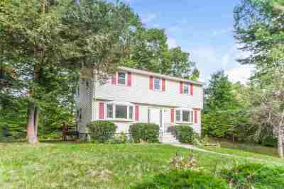 Merrimack Single Family Home Active Under Contract: 23 Joey Road