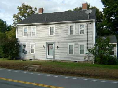 Northwood Multi Family Home For Sale: 16 First New Hampshire Turnpike